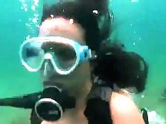 Voyeur sex, Voyeur cumshot, Underwater sex, Underwater-sex, Underwater, Tits sex