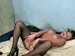 Shaved chubby solo, Heels chubby, Chubby solo heels, Chubby stockings