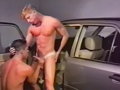 Vintage, anal, Vintage gays, Vintage gay, Vintage anal, Sex in the garag, Sex in car