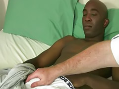 Amateur gay handjob, Stroking cock, Ebony handjob, Tony