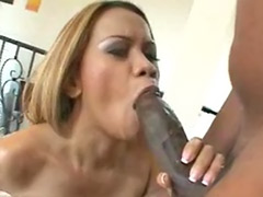 Ebony swallow, Ebony bitch, Ebony cum swallow