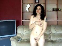 S cute, S-cute, Masturbation tits, Masturbation blond, Masturbating blond, Kylie