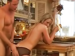 Anal kitchen, Pantyhose sex, Pantyhose couple, Pantyhose cum, Pantyhose blowjob, Pantyhose anal