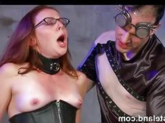 Tits bondage, Tit torment, Tit spank, Tit bondage, Pussy spanking, Pussy small