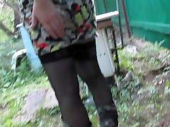 Апскирт чулки, Соски
