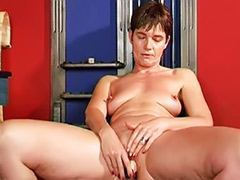 With moms, With mom, Shaved mature solo, Shaved mature, Solo mom, Solo milf dildo