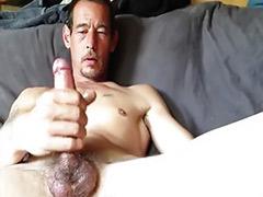 Wanking big cock, Masturbation solo big cock, Big cock wanking