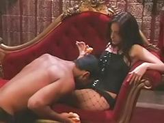 Pantyhose slave, Spanked femdom, Slave masturbate, Lingerie spank, Lingerie slave, Jenna haze
