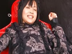 Cock hungry, Asian slut