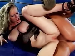 Hooker anal