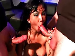 Interracial swap, Bukkake swap, Asian swapping, Asian cum swap, Asian interracial threesome