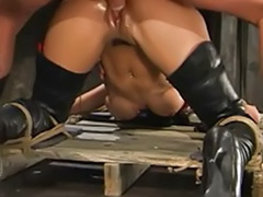 Tits bondage, Tit spank, Tit bondage, Punishment spanking, Punish sex, Pornstars punishment