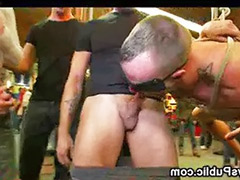 Tied gangbang, Gangbang gay, Blindfolder, Blindfolded, Blindfold