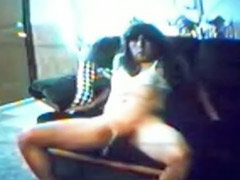 Transsexual, Spycam masturbation