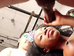 Teen first time, Queen, G queen, G-queen, First time teen, First gangbang