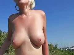 Public blonde, Public money, Pov oral, Sex for money, Sex alexis, Money public