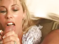Wifeys, Wifey, Mature blowjob facial, Mature blonde blowjob, Mature oral cum, Mature milf cum