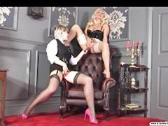 Milf lesbian masturbation, Lesbian with dildo, Lana s, Lana