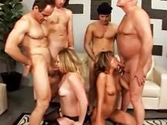 گروهی صورت, بارگیری سکس, سکس گروهی دخترها