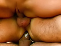Make sure, Fill holes, Fill all holes, Bisexual outdoor, Cum filled, Bisexual