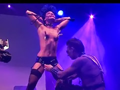 Public show, Public bondage