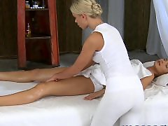Riding blonde, Massag rooms, Massag room, Male massage, Male male female, Female