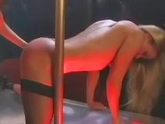 Trio lesbian, Trio, Striptease lingerie, Striptease lesbians, Spanking stockings, Spanking lesbians