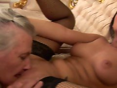 Ride mature, Maid lesbian, Mature riding, Mature rides young, Lesbian maid, Granny riding