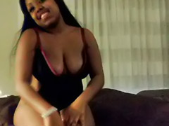 Pink tits, Solo ebony tits, Kitty, Ebony amateur solo