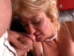 Stud, Mature facials, Mature facial, Mature fucked hard, Mature blowjob facial, Mature blonde blowjob