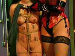 Toys bondage, Piercings, Piercing, Pierced lesbians, Pierced lesbian, Pierced