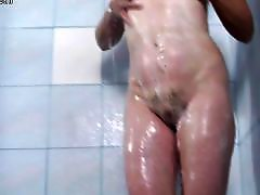 Milf in bathroom, Mature blonde, Mature blond, In bathroom, Dirty granny, Granny blonde