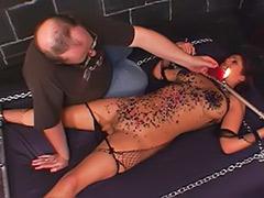 Tits bondage, Tit bondage, Waxed, Bondage big tits, Bondage, Bondag