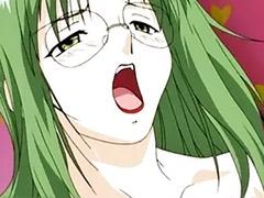 مو سبز, هنتای کارتونی, کارتونی, کارتون