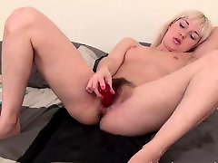 Toys hairy, Toy girl, Red t, Red hairy, Red dildo, Red amateur