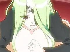 Hentai babe, Anime cock