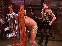 Latex spank, Latex femdom, Latex asians, Asian spanking, Asian latex, Couple spanking femdom