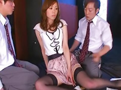 Teacher threesome, Japanese teacher, Hairy threesome, Hairy teacher, Hairy japanese teacher, Hot teacher