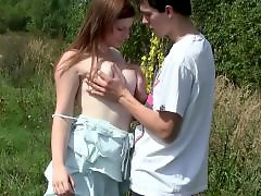 Teen public, Teen busty, Public teen, Public fuck, Public boobs, Pale teen