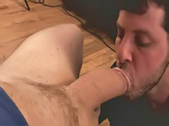 Sex with big dick, Gay big dick blowjob