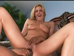 Secretary black, Secretary masturbating, Milf swallows, Milf swallow, Blonde cougar, Black cock blowjob swallow