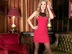 Sammi tye, Sammi, British stockings, Babes com, Sammie, Sammy