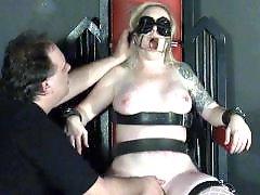 Tits sex, Tits dildo, Tit torture, Tortures, Torture, Painful