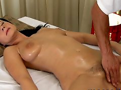 Massage, Orgasm, Hairy