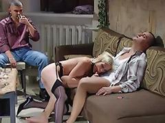 Threesome bondage, Poker sex, Bondage oral, Bondage blowjob, Anal bondage, Poker