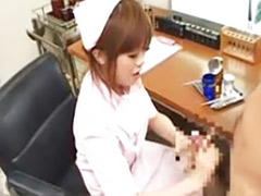 Nurse handjob, Handjob nurse