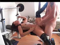 Workout, German black, Amateur workout