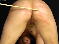 Whipping, Whip, Bdsm ass, Jenni p, Jenni g, Jenni
