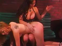 Spanked femdom, Lingerie spank, Lesbian in lingerie, Lesbian ass domination, Femdom spanking, Femdom ass
