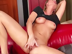 Sandra sanchez, High heels solo cum, Sanchez